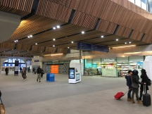 The new concourse