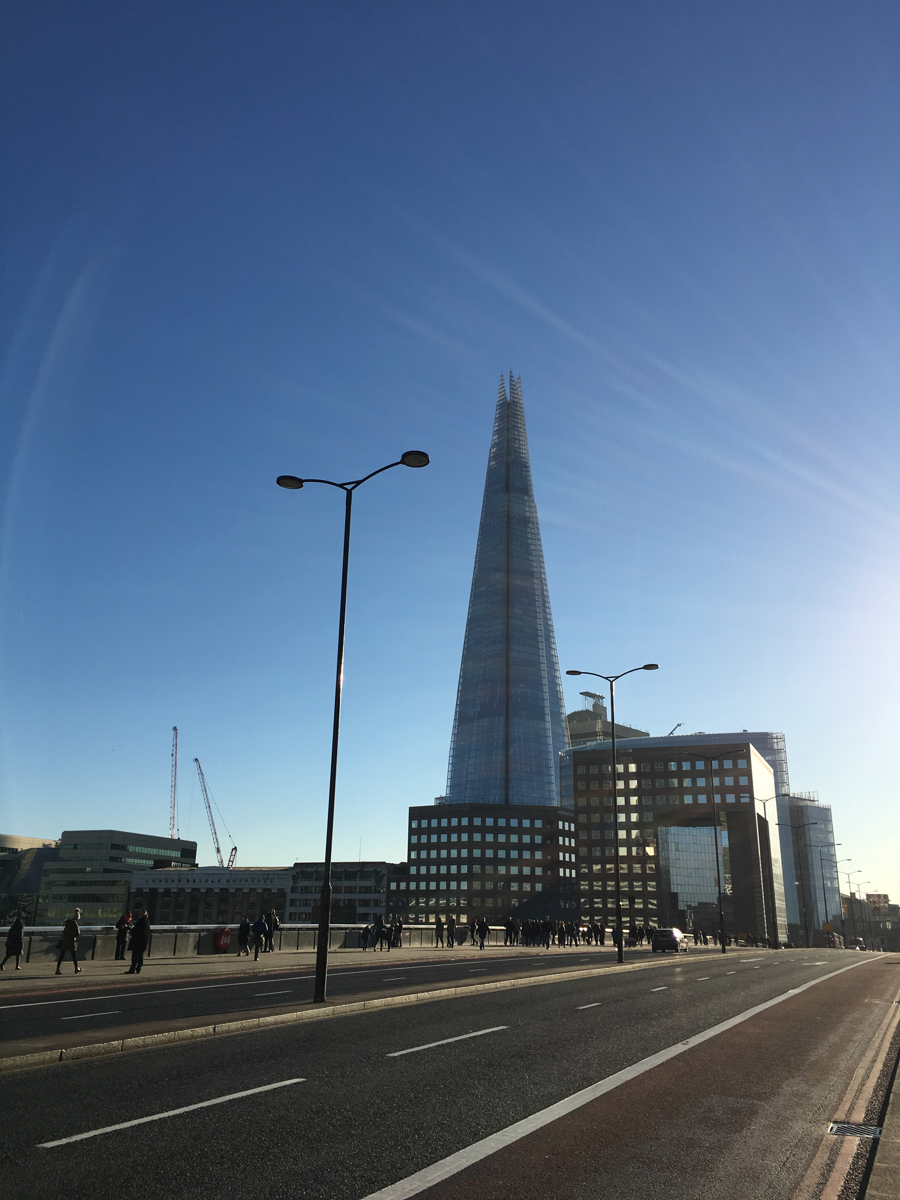The Shard from London Bridge & The Shard to Monument: Modern-Day and Classic Architecture \u2013 London ...