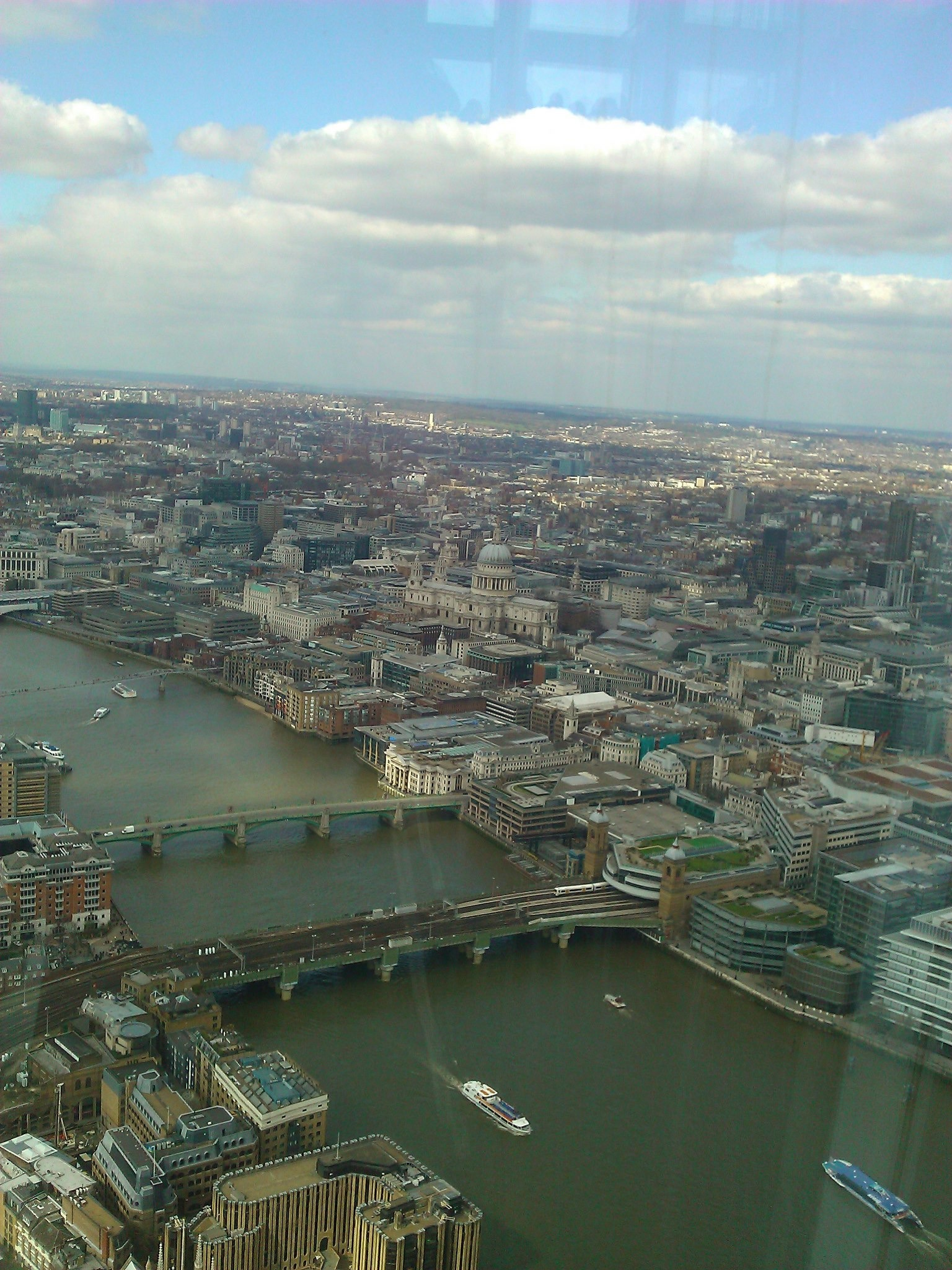 The Shard To Monument ModernDay And Classic Architecture - Incredible 360 degree aerial photography by andrew griffiths