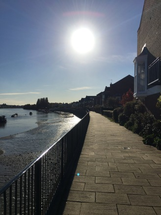 Chiswick River Walk